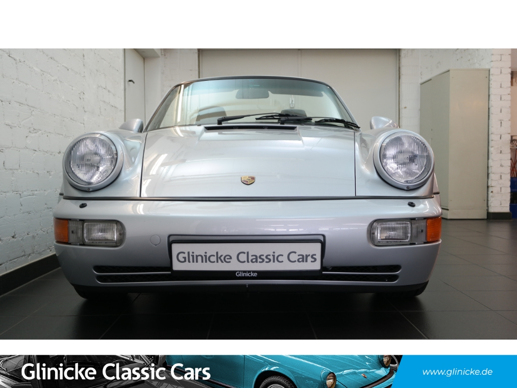 Porsche 964 Carrera 2 Cabriolet - Werks-Turbo-Look - WTL