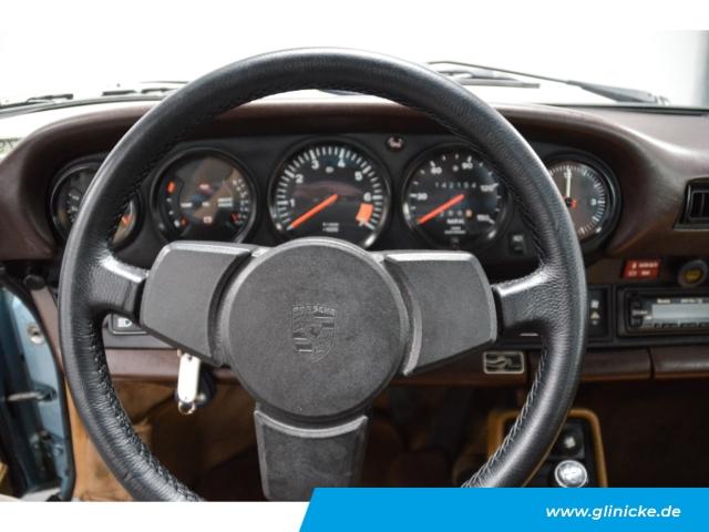 Porsche 911 3.0 SC Coupe - Schiebedach - Matching