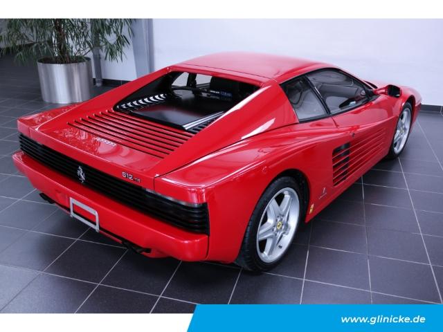 Ferrari 512 TR - V12 48V 428PS