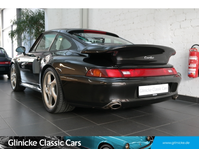 Porsche 993 Turbo - 18tkm