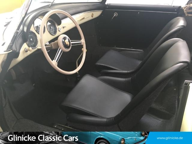 Porsche 356 A Speedster - 1957
