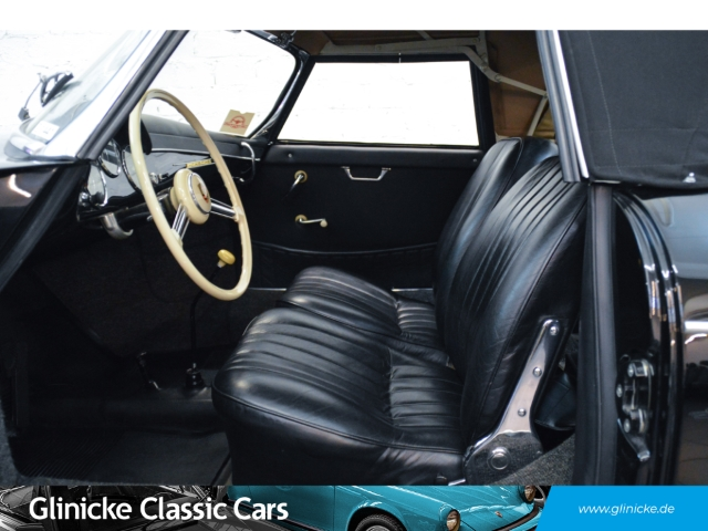 Porsche 356 Convertible D Roadster 1600S 1959