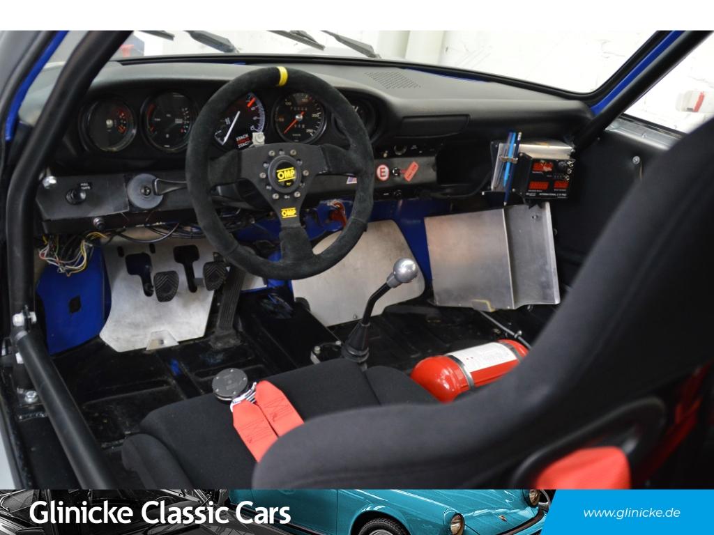 Porsche 911 2.0 SWB FIA Rennwagen 1965 Alain Schlesinger