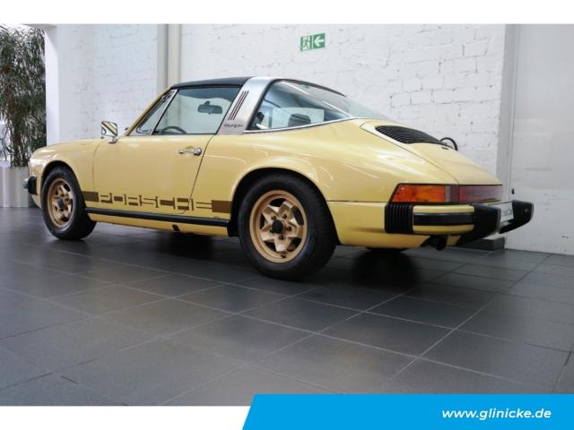 Porsche 911 2.7 Targa MJ 74
