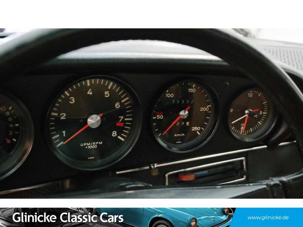 Porsche 911 2,0 S Targa Hardtop