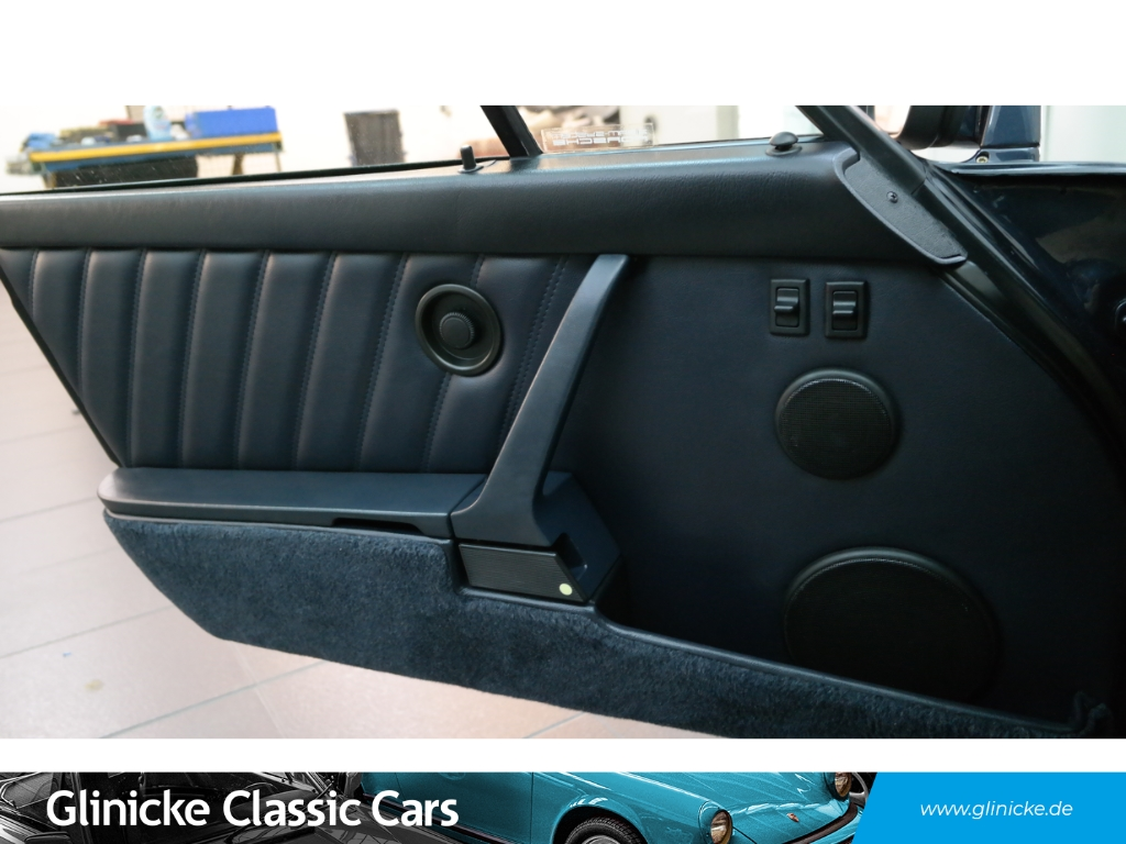 Porsche 964 3.6 Targa 5-Gang Handschalter