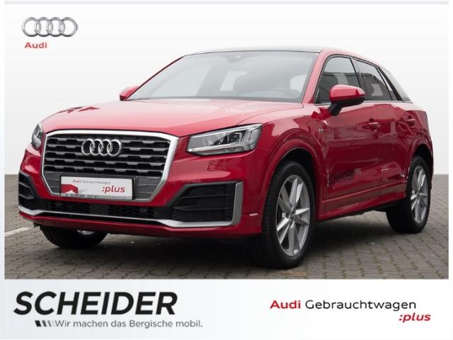Used Audi Q2 1.4
