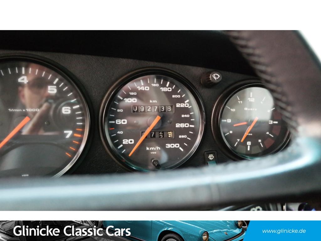 Porsche 964 Carrera 4 - Teilleder Stoff