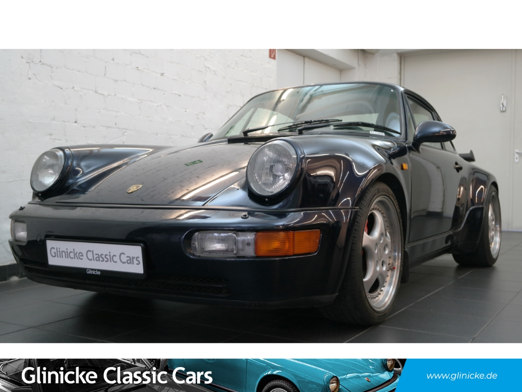 Porsche 964 3.6 Turbo Coupe