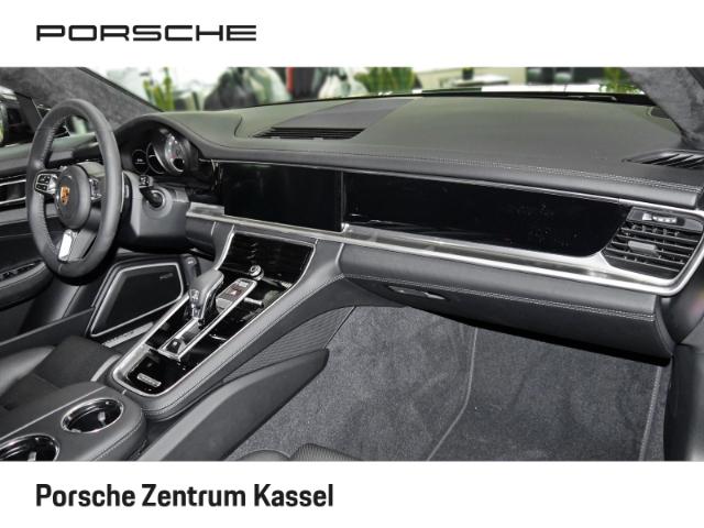 Porsche Panamera Turbo 4.0-Liter-V8-Biturbo
