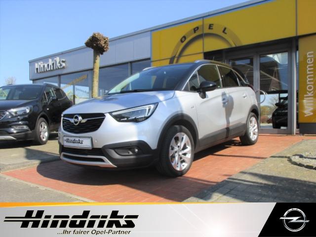 Used Opel Crossland X 1.6