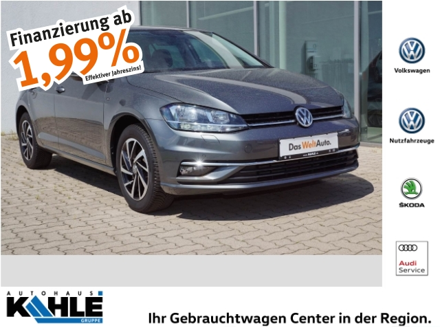 Volkswagen Golf VII 1.0 TSI BMT JOIN Navi Klima ACC PDCv+h
