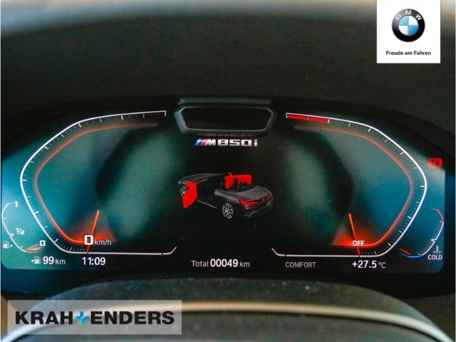 BMW M850 M850: Bild 13
