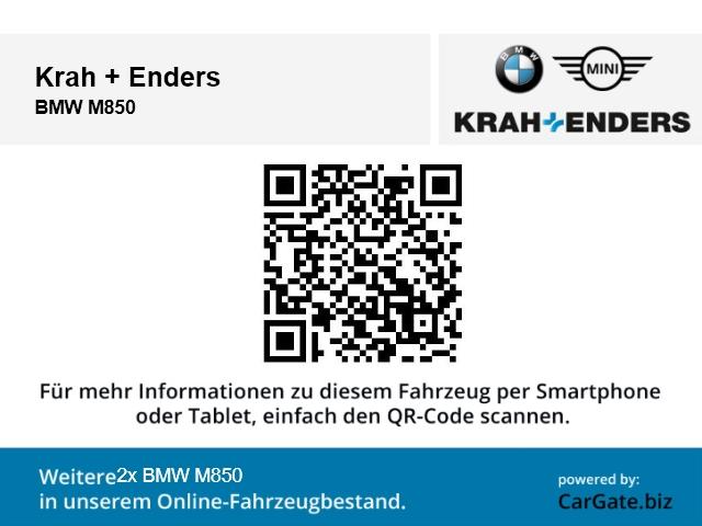 BMW M850 M850: Bild 16