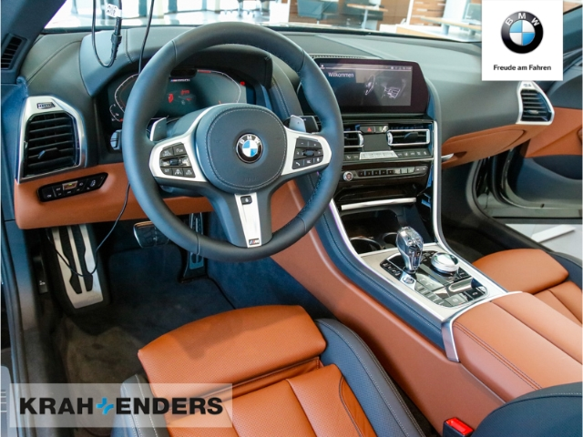 BMW M850 M850: Bild 6