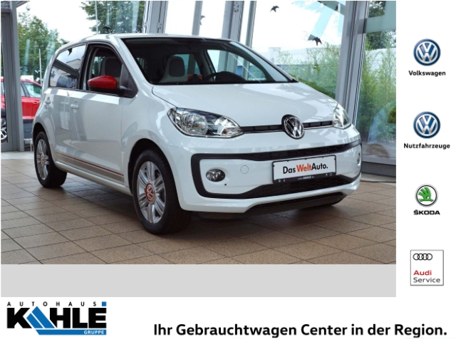 Volkswagen up! 1.0 beats Navi Klima Sitzh. LM RDC SHZ PDC AUX