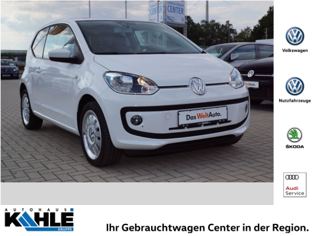 Volkswagen up! 1.0 move Navi Klima LM Sitzh. RDC SHZ Temp