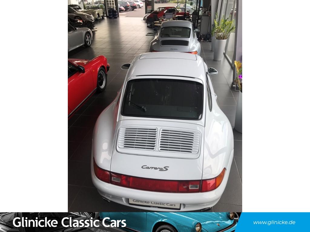 Porsche 993 S Tiptronic