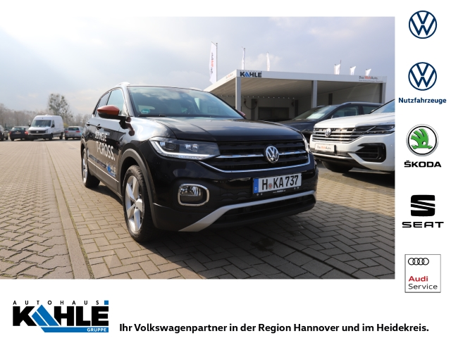 Volkswagen T-Cross 1.0 TSI OPF DSG Style Navi Keyless ACC