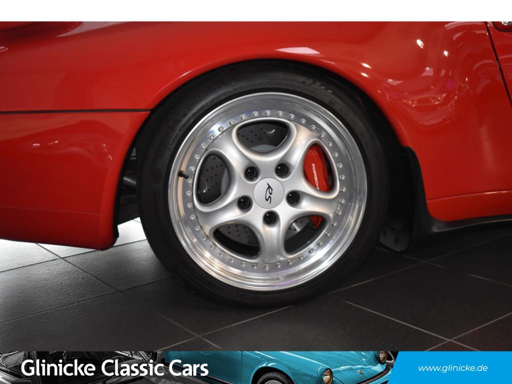 Porsche 993 Carrera RS im sehr guten Zustand