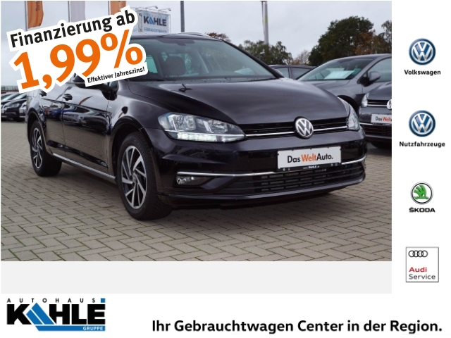 Volkswagen Golf Variant VII 1.6 TDI JOIN Nai AHK Klima ACC