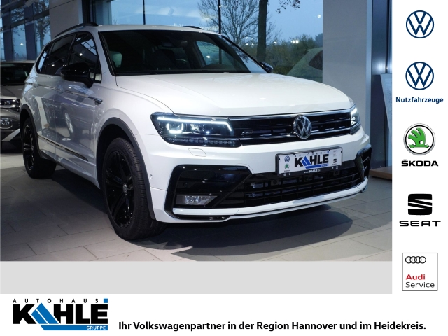 Volkswagen Tiguan Allspace 2.0 TDI DSG SCR Highline R-Line BlackStyle 4Motion