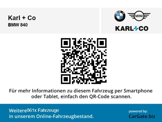 BMW 840 840: Bild 17