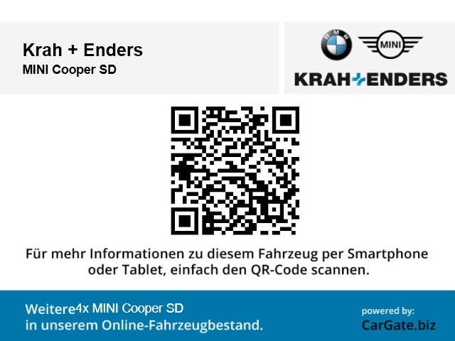 MINI Cooper SD Cooper SD: Bild 20