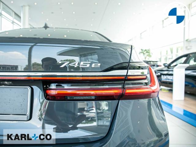 BMW 745 745: Bild 5