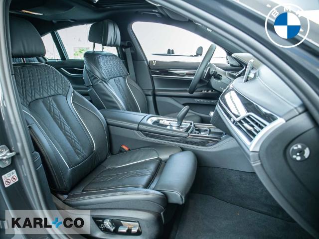 BMW 745 745: Bild 6