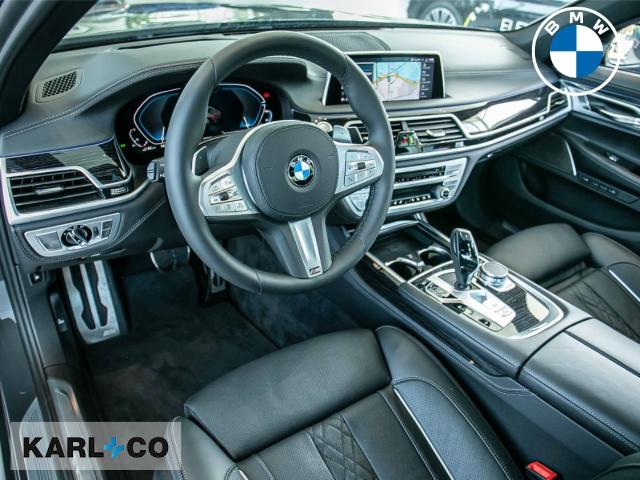BMW 745 745: Bild 7