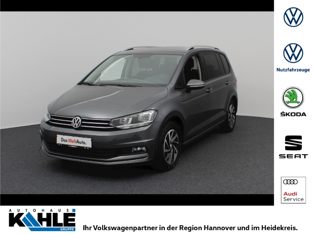 Volkswagen Touran 1.6 TDI SCR DSG JOIN 7-Sitzer Navi Klima ACC