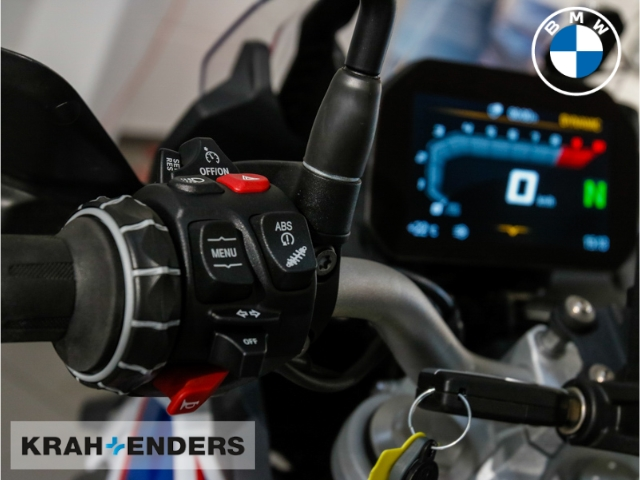 BMW F 850 GS F 850 GS: Bild 8