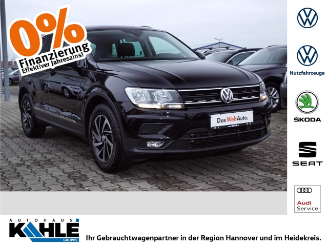 Volkswagen Tiguan 1.5 TSI ACT OPF JOIN Navi AHK Klima ACC Fernlichtass. PDCv+h