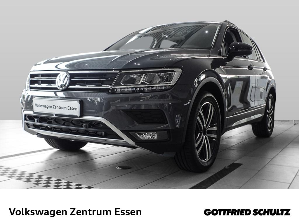 Volkswagen Tiguan  2.0 TSI 4MOTION COMFORTLINE OFFROAD Allrad, NAVI, Easy open,