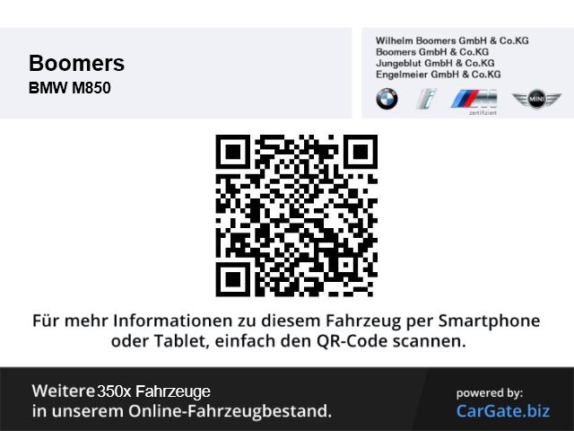 BMW M850 M850