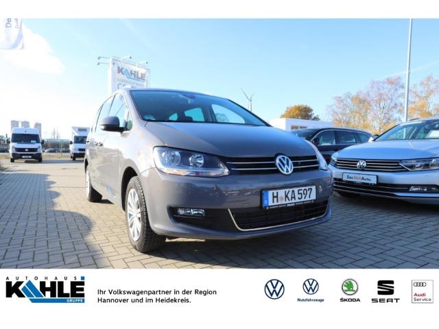 Volkswagen Sharan 1.4 TSI OPF DSG JOIN 7-Sitzer Navi DAB Rückfahrk.