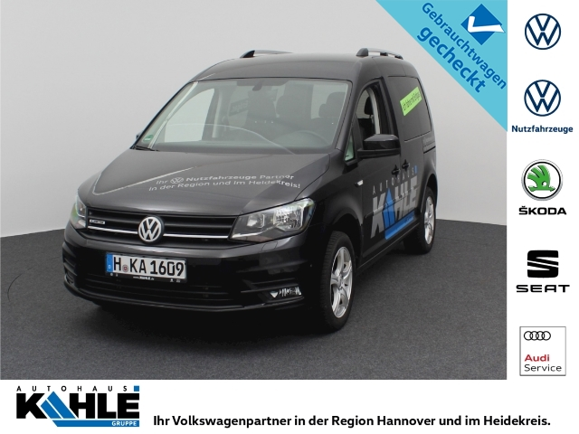 Volkswagen Caddy 1.4 TGI BMT Trendline XTRA Navi Parklenkassist
