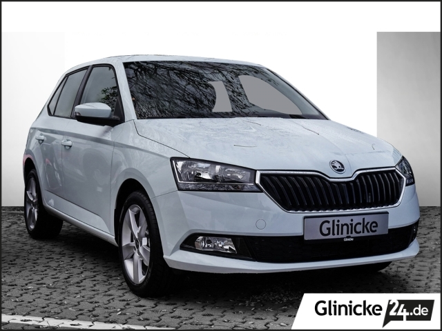 Skoda Fabia  Cool Plus 1.0 MPI ENJOY PAKET - G24 Erfurt