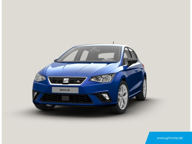Seat Ibiza FR Black Edition 1.0 TSI Navi LED Virtual Cockpit