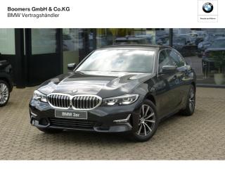 BMW 320i Luxury Line EU6d-T Leder LED Keyless Parklenkass. Fernlichtass. Holzausst. PDCv+h - Bild 1