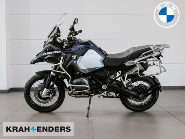 BMW R 1200 GS Adventure R 1200 GS Adventure: Bild 1