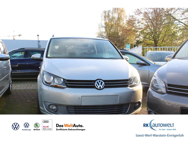 Volkswagen Touran  Comfortline BMT 1.6 TDI Parklenkass. Fernlichtass. PDCv+h Multif.Lenkrad