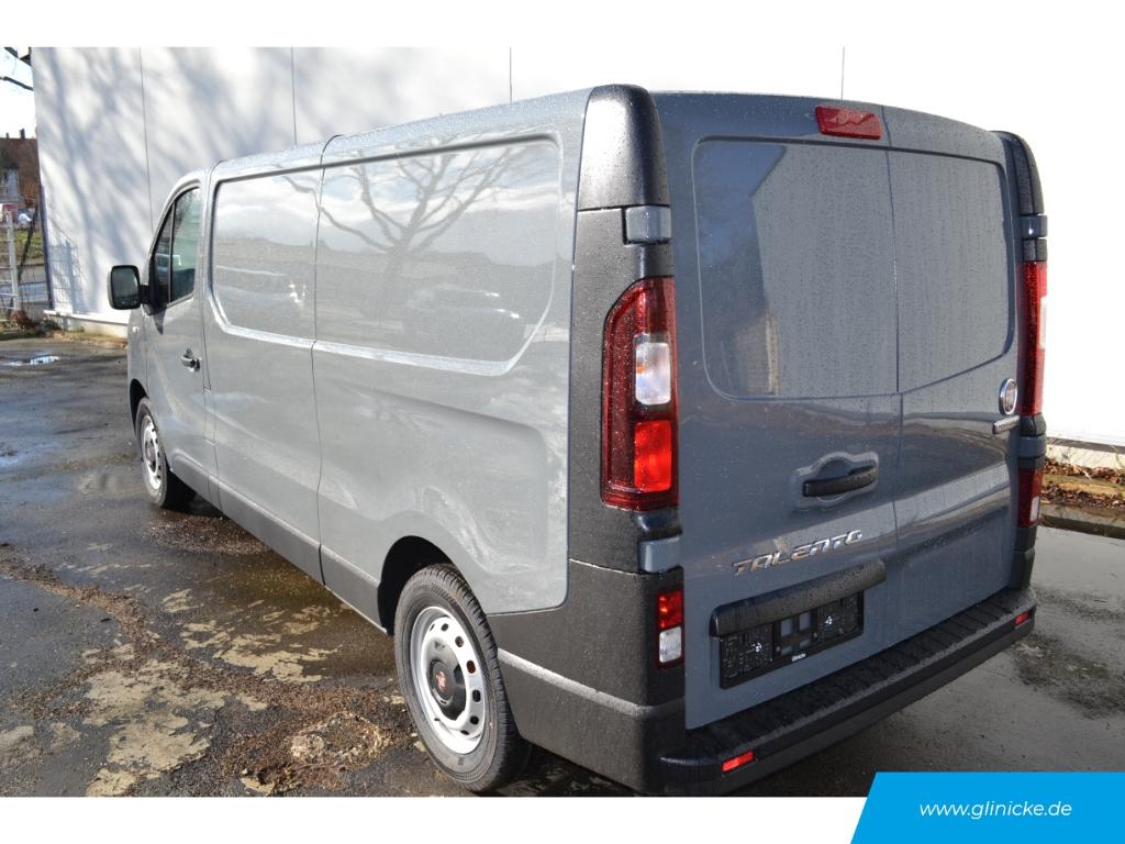 Fiat Talento Kasten L2H1 1,2t Basis 2.0 Ecojet 120 Turbo Klima