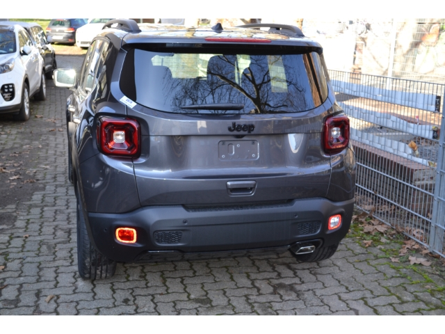 Jeep Renegade Limited 1.3 MY20 Black Pack LED ACC Rückfahrkamera