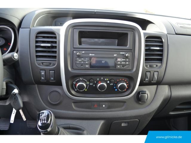 Fiat Talento Kasten L2H1 1,2t Basis 2.0 Ecojet 120 Turbo Klima Temp PDC
