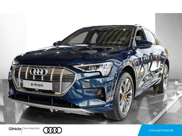 Audi e-tron 50 quattro advanced UPE: 90.725€ Leder LED Navi e-Sitze ACC Rückfahrkam. El. Panodach