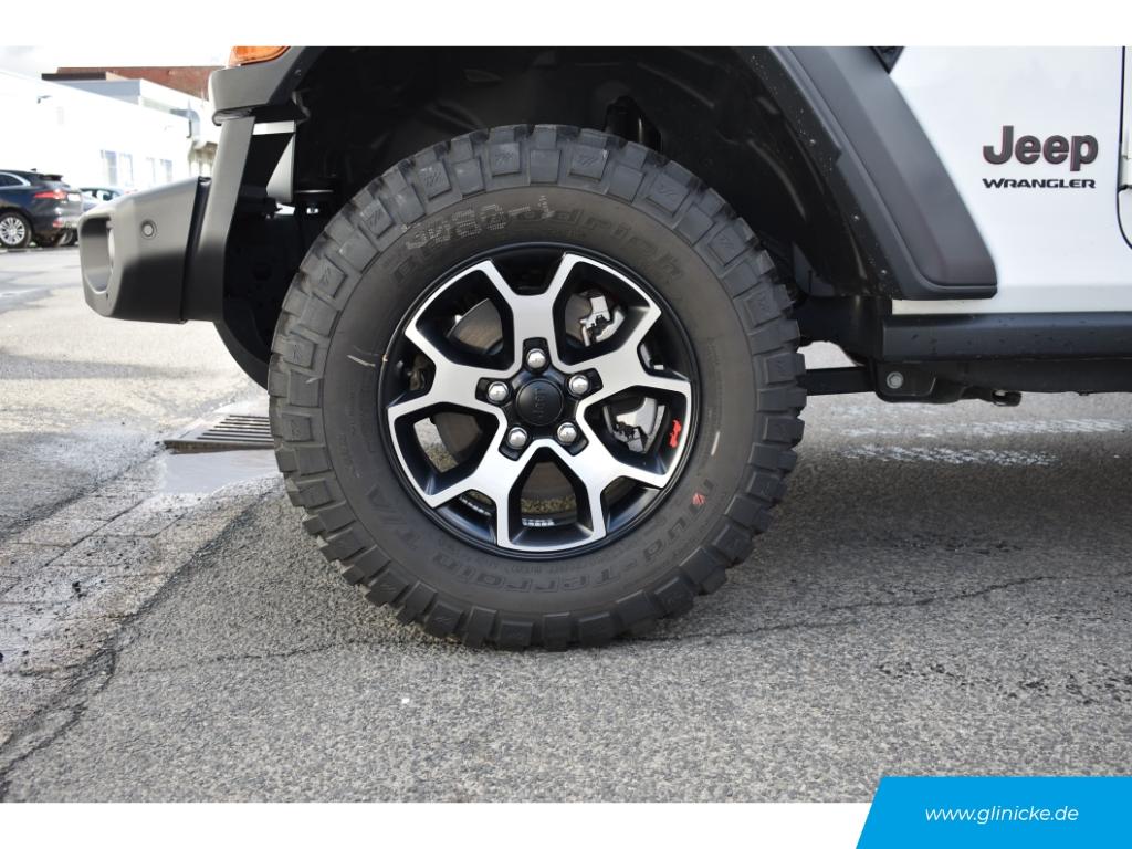 Jeep Wrangler Rubicon 2.2 CRDi LED EU6d-T Klima LED