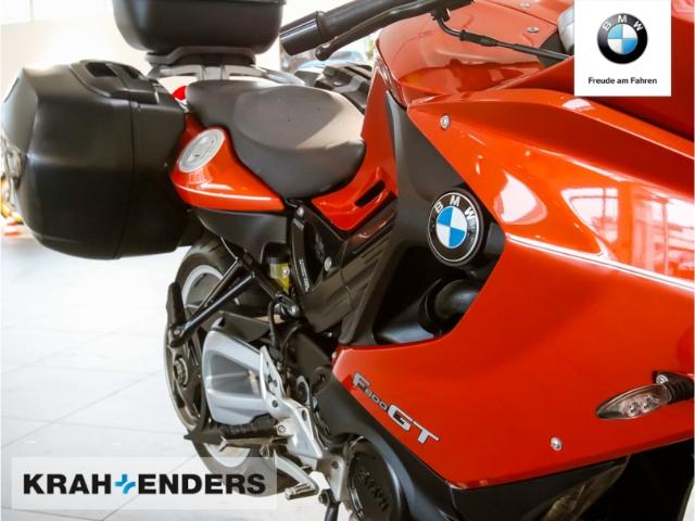 BMW F 800 GT F 800 GT: Bild 9