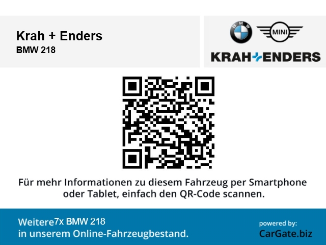 BMW 218 218: Bild 17